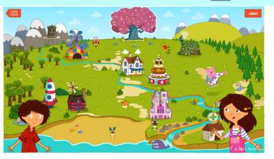 Magic Town - Where Kids Books Come To Life