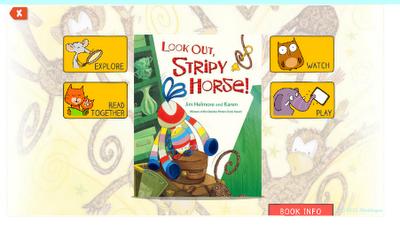 Magic Town - Where Kids Books Come To Life, Four Reading Modes