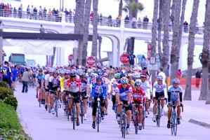 The Annual Bike Race Across America Is Underway