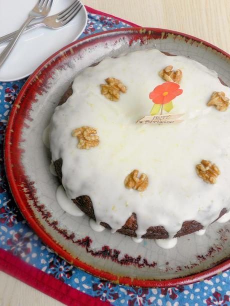 Delia Smith Date Cake Recipe
