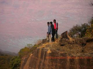 Remembering That Good Time Spent in Pachmarhi with my Amigos.