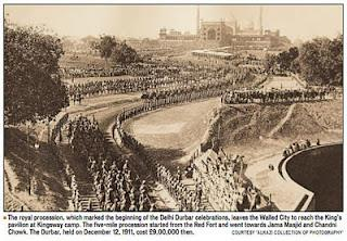 100 YEARS OF DELHI AS NATIONAL CAPITAL