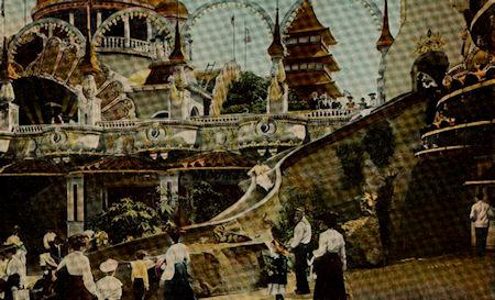17 Vintage Thrill Rides Of Questionable Safety