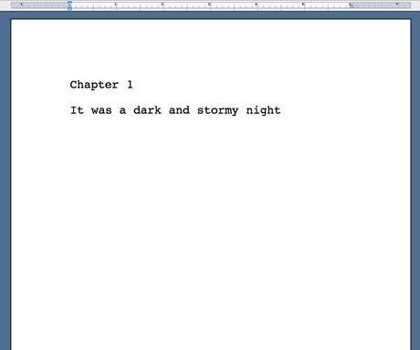Day 7: Crucial First Sentence - Paperblog