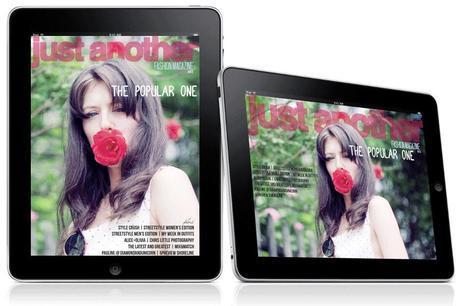 I'm on a Magazine App