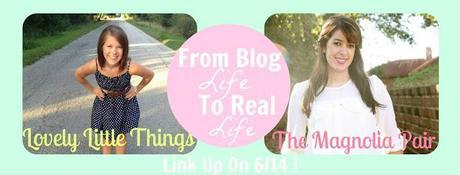 From Blog Life to Real Life!