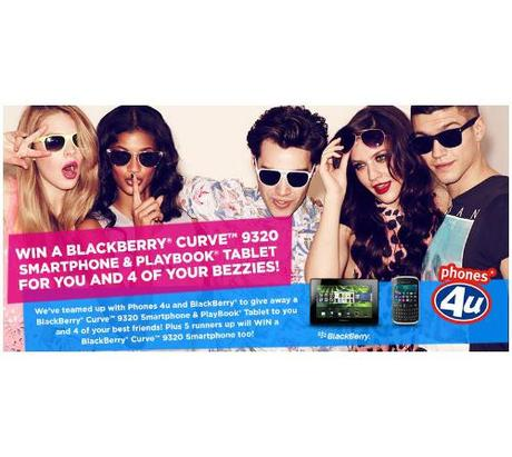 Republic x Phones 4u Competition