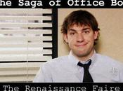 Saga Office Boy: Renaissance Faire.