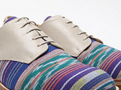 Cool Ikat! Slack Ikat Denver Derby Shoe