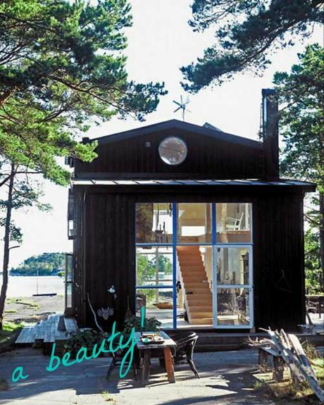 summer house, swede style