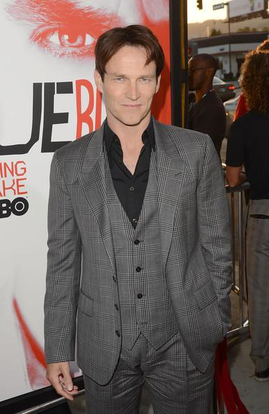 Video: Stephen Moyer Talk To USA Today About Directing
