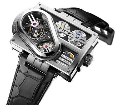 Harry Winson Tourbillon 3