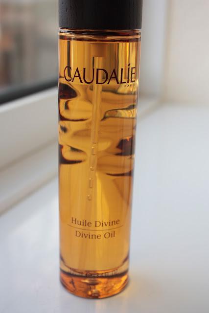 Caudalie Divine Oil Paperblog