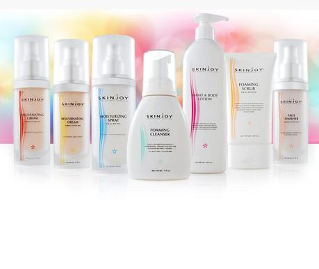 Skinjoy Ph-Balanced Professional Skincare – Developed under Enjoy Haircare