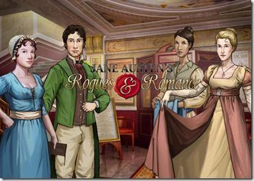 LET'S PLAY THE GAME! JANE AUSTEN'S ROGUES & ROMANCE ON FACEBOOK