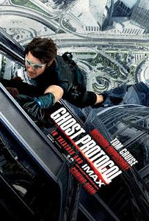 Film entry #3: Mission Impossible: Ghost Protocol