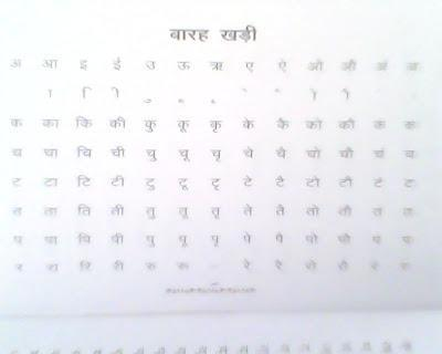 Learn Hindi with Vel Day Two