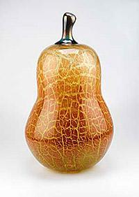 Glass Pear