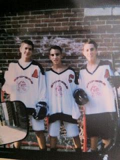 Street Hockey Growing Up