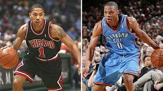 Derrick Rose Or Russell Westbrook Who Would Be Your Starting