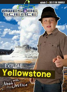 Explore Yellowstone with Noah Justice DVD Review!