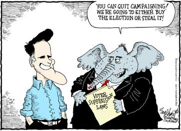 Cartoon(s) of the Week – Manipulating the Election