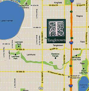 maps neighborhoods mn M midtown .