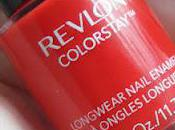 Revlon Colorstay Nail Polish Delicious