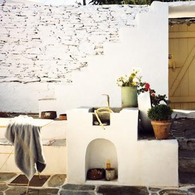 Mediterranean country chic