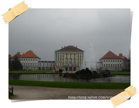 Schloss Nymphenburg - the Park (pictures heavily)
