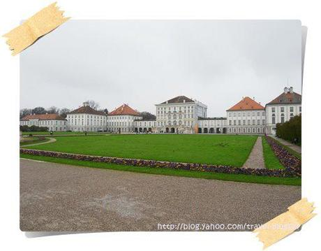 Schloss Nymphenburg (heavy pictures)