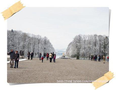 A Dupe of Palace of Versailles in Germany?