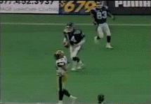 Spike Football Knockout