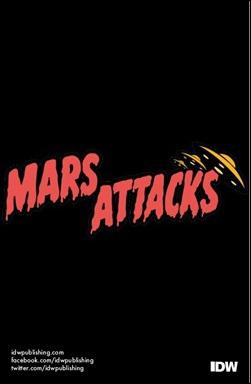 Mars Attacks #1 preview 9