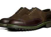 Queen Country Brogue: Grenson Barbour Marske Brogue