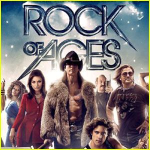 'Rock of Ages' featuring Tom Cruise