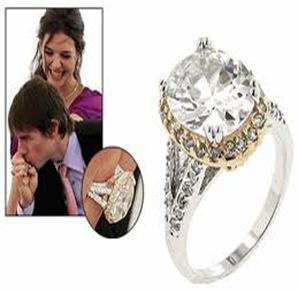 Tom Cruise's Edwardian Ring