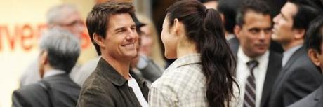 Tom Cruise on Diamond Tuesday Spotlight