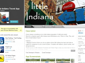 Little Indiana Android Travel App: Smart Mapping Makes Easy