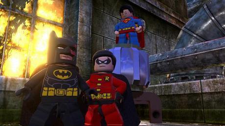 S&S; Reviews: Lego Batman 2: DC Super Heroes
