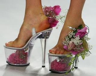 Latest Beautiful Summer Footwear Collection 2012