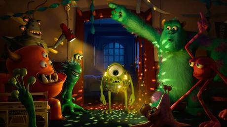 First Look: Monsters University Trailer and Photos