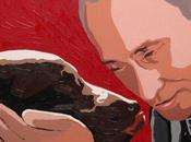 Puppy Putin: Japanese Akita Given Russian President