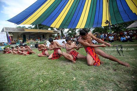 Ifugao ethnic games