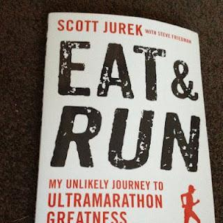 "Scott Jurek's ""Eat and Run"" Book Review and Prize Give Away"