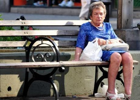 Women as old as 75 are suffering from eating disorders.