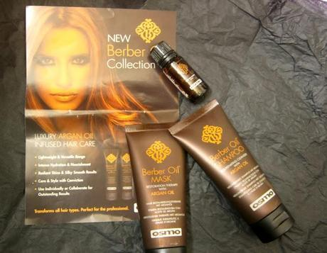OSMO - The Berber oil collection
