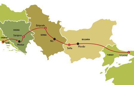Ottoman Trek: Preview