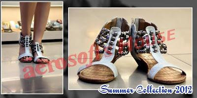Aerosoft Eid Summer Shoes Collection 2012 For Women