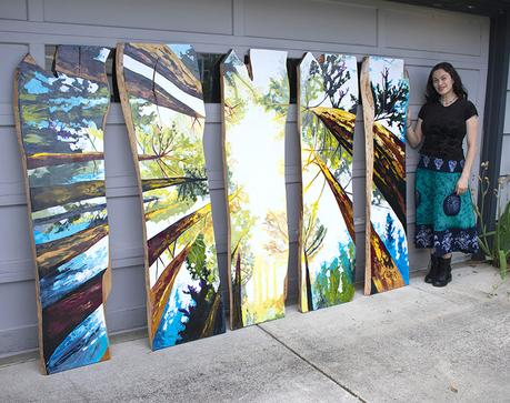 Williams Plaza Project: Windows to the Sun